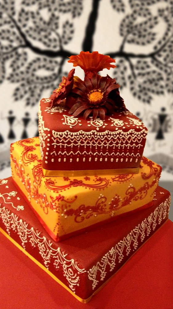Unique Wedding Cakes You Will Fall In Love With Jhanvi Patel